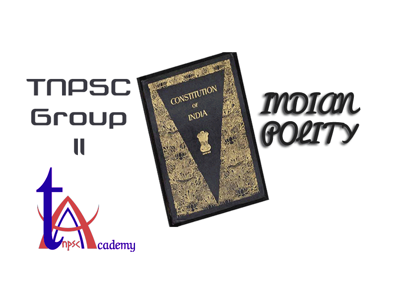 Indian Polity Group 2
